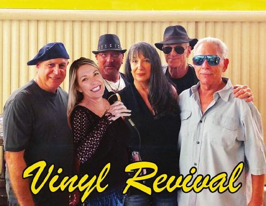 The Vinyl Revival Band